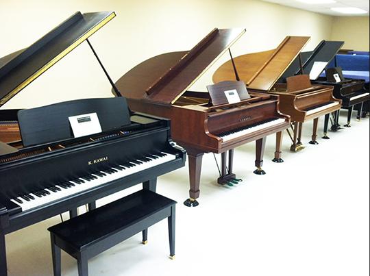 Browse Grand Pianos